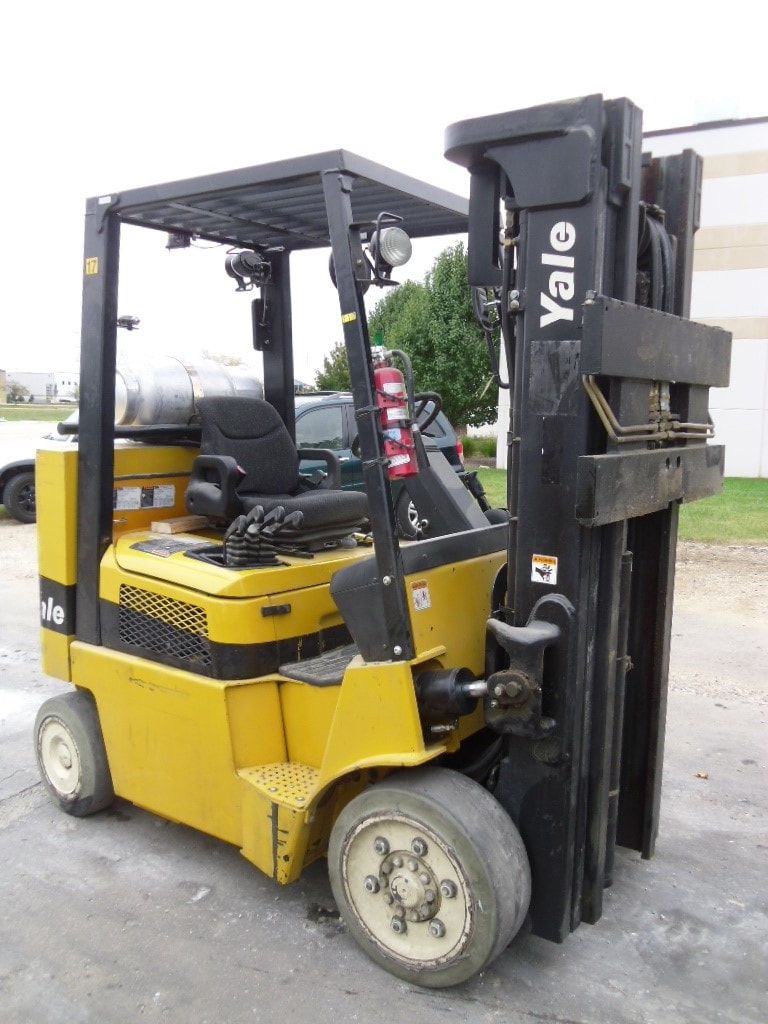 2011 Yale GLC080 - Used Forklifts Los Angeles - Call 818-869